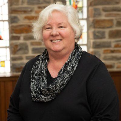 Headshot of Leslie Foretich, Director of Towson Presbyterian Preschool.
