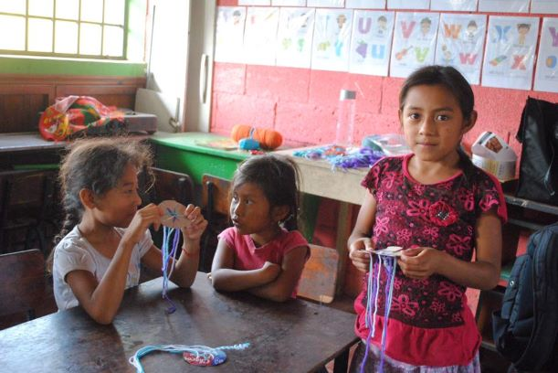 Sponsor a child from Casita Copan in Honduras